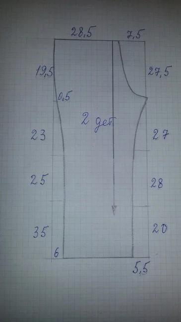 Выкройка 58 60 полотенца изо льна для кухни