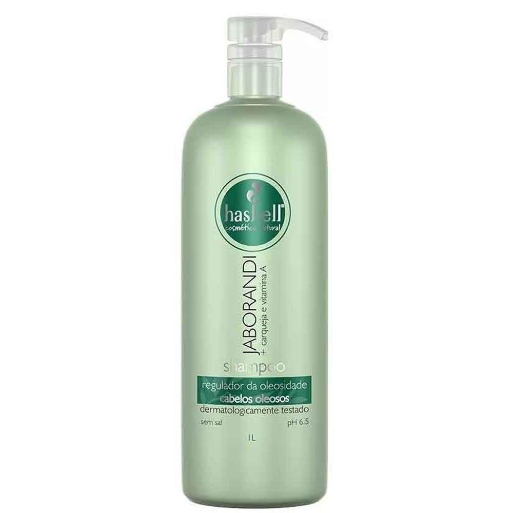Shampoo Haskell Jaborandi Carqueja E Vitamina A 1 L Em 2020