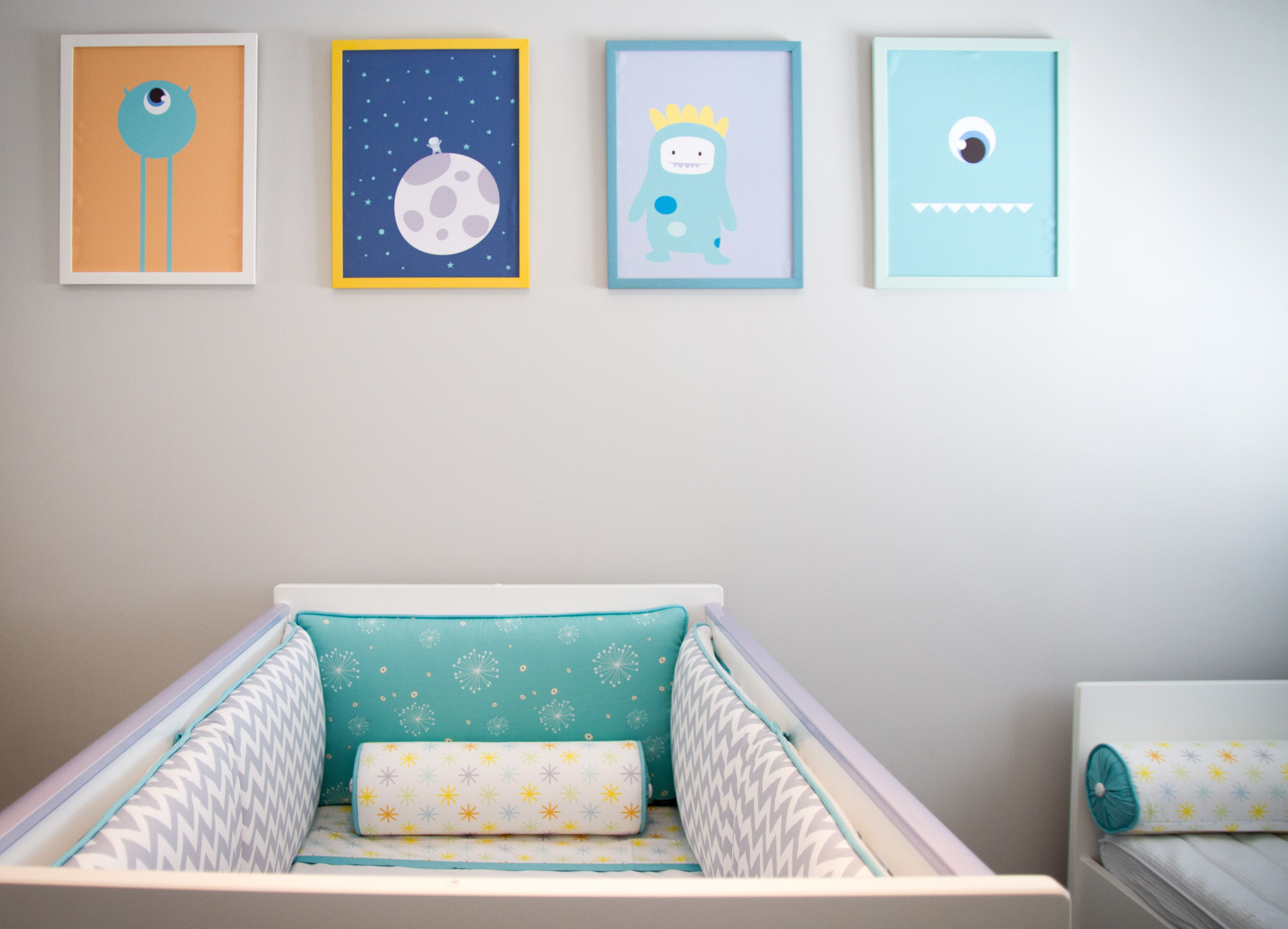Uau Baby Design For Kids Uau Baby Baby Kids Pinterest  ~ Adesivos Para Quarto De Bebe Menino