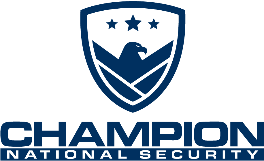 Champion National Security Is One Of The Best Security Guard Services Provider Company In Security Guard Services Security Guard Companies Security Guard Jobs