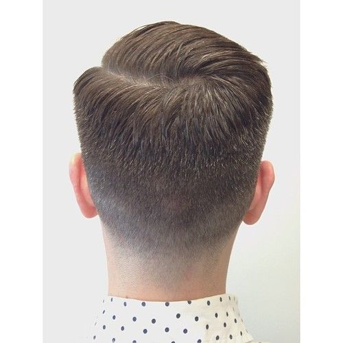 Gallery For Mens Hair Back View Mens Hairstyles Short Hair Styles Short Hair Back