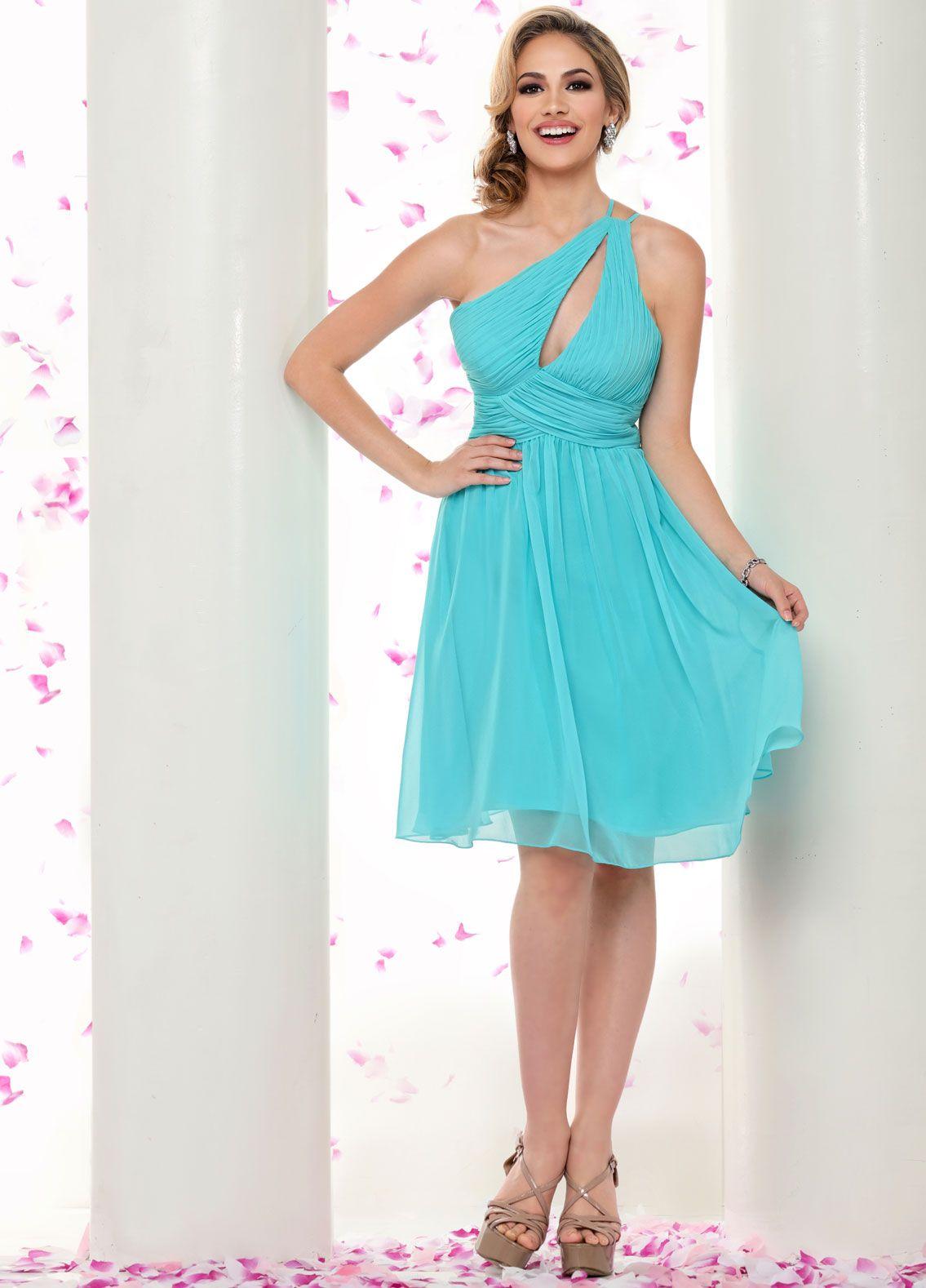 Bridesmaid Dresses Style #60264 | DaVinci Bridesmaids | Pinterest ...