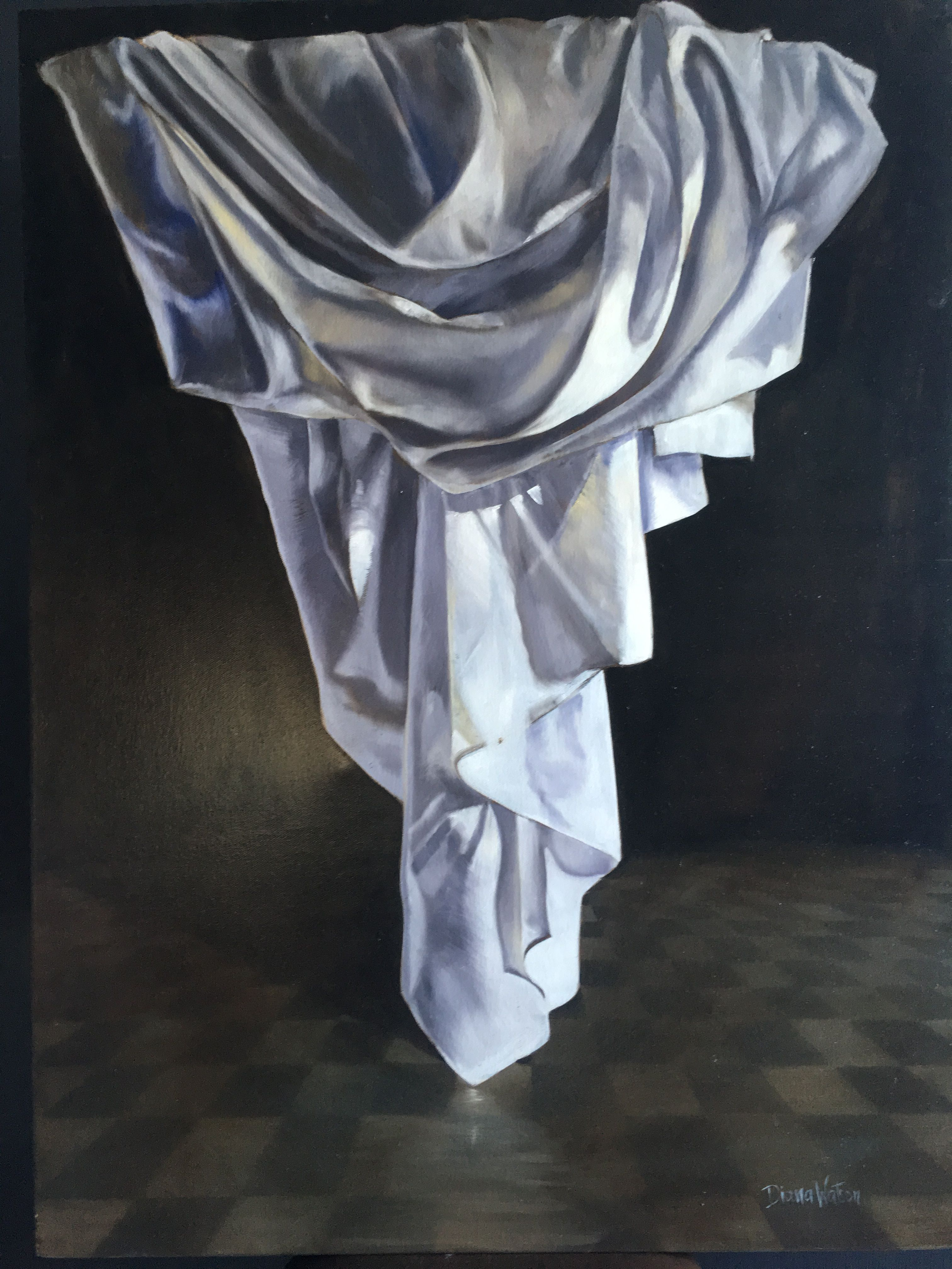 Diana Watson 'Sybilene' 112x84 (With images) Art, Linton