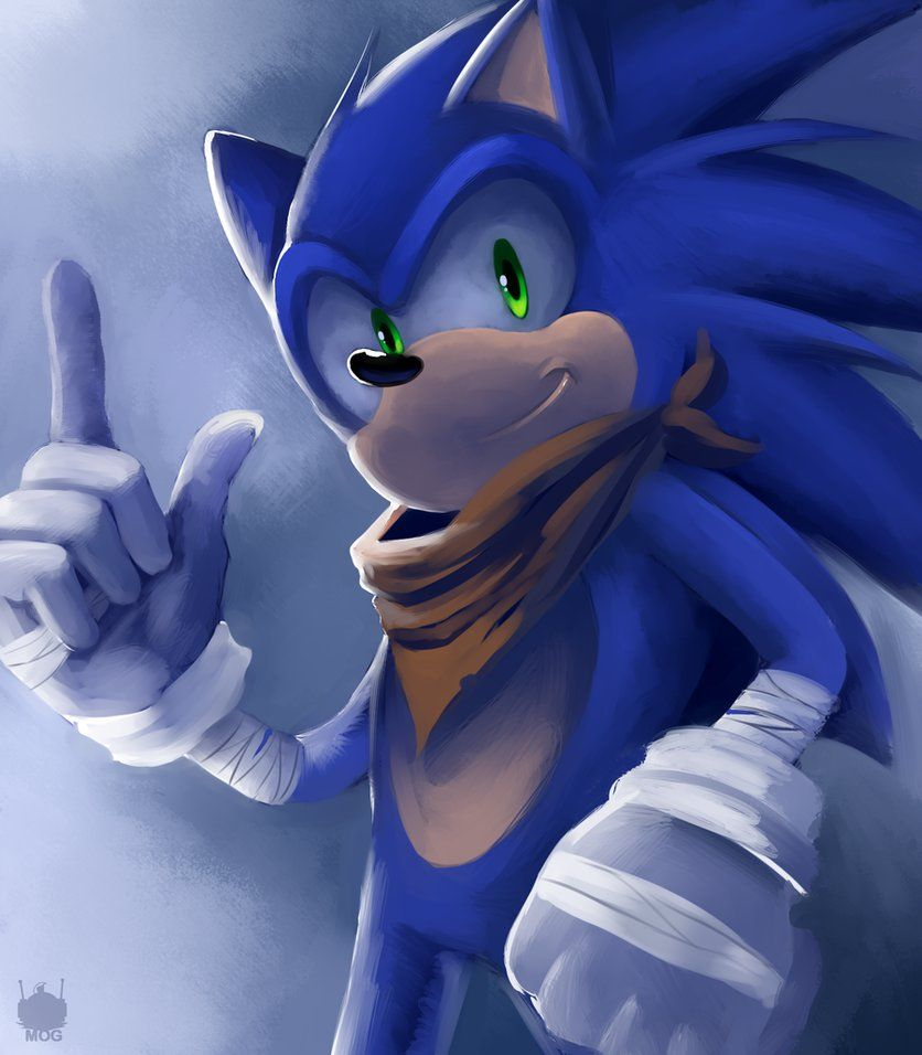 Heres Sonic I Think I Might Redo This One If I Get Any Ideas I Don T Think It Came Out Well Third Part Out Five For My Wallp Sonic Hedgehog Art