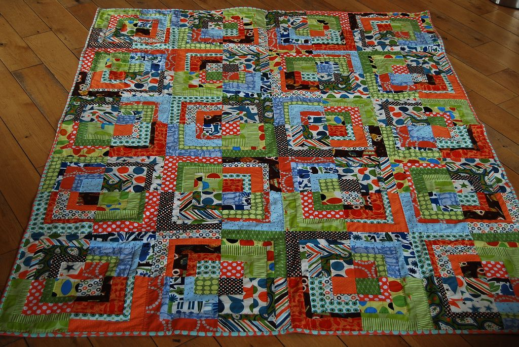 Max's quilt finished | Flickr - Photo Sharing!