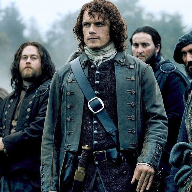 The legend of Red Jamie is born.tonight at 9 pm on #outlander_starz  #Outlander #jamiefraser