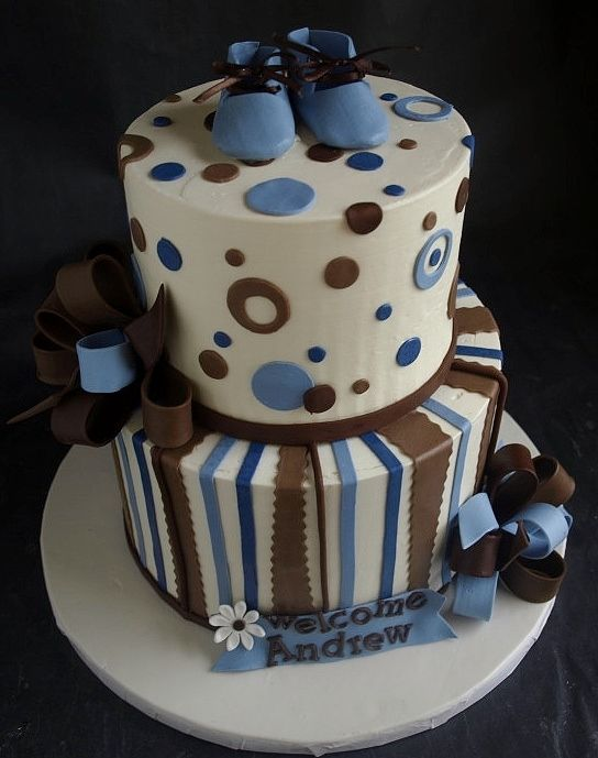 Baby Booties Baby Shower Cake Portland Or Cake Crazy Pinterest