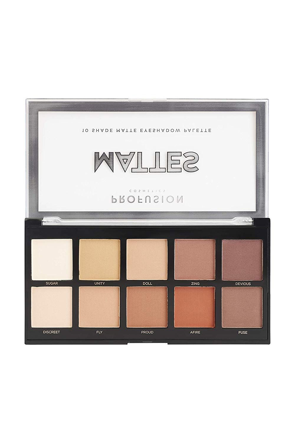 Best Nude Makeup and Eyeshadow Palettes for a Pretty