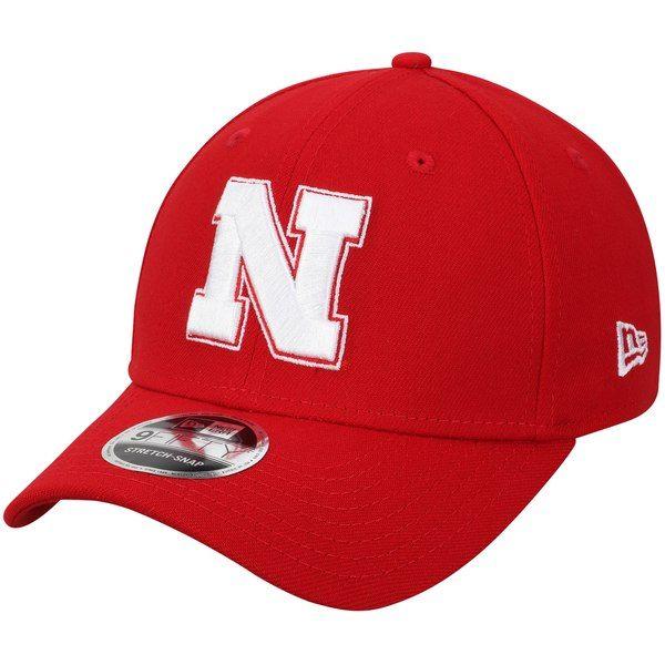 dcaacd34c17592 Nebraska Cornhuskers New Era 9FIFTY Stretch-Snap Adjustable Hat Scarlet  #NebraskaCornhuskers