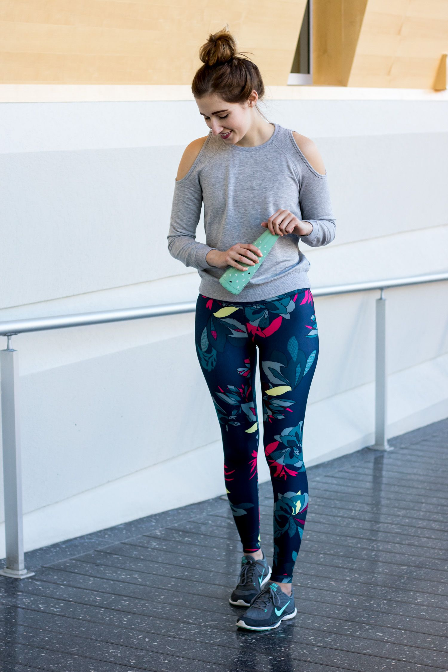 My Picks Cute Activewear On A Budget Girl Meets Stripes Affordable Fashion Clothes Affordable Workout Clothes Sweatshirt Stylish [ 2250 x 1500 Pixel ]