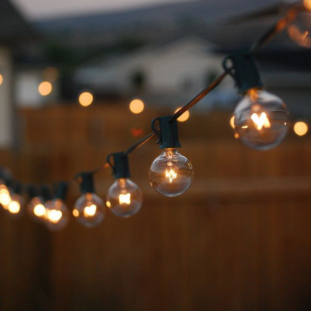 String Globe Lights Enchanting Organize Your Kitchen On A Budget  Globe Lights Design Ideas