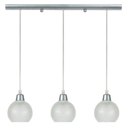 Marlow Home Co Bartonville 3 Light Kitchen Island Pendant