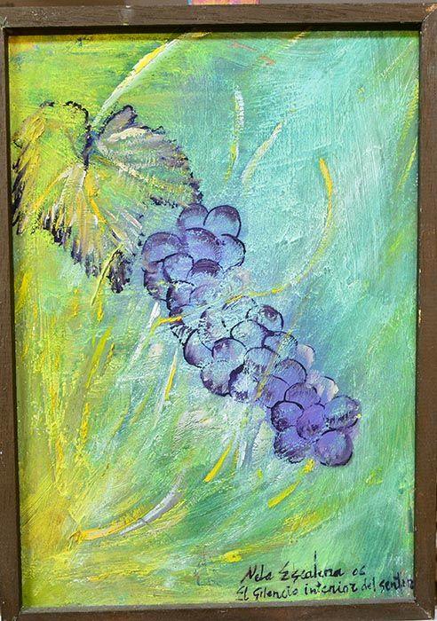 La uva sentimiento interior del sentir