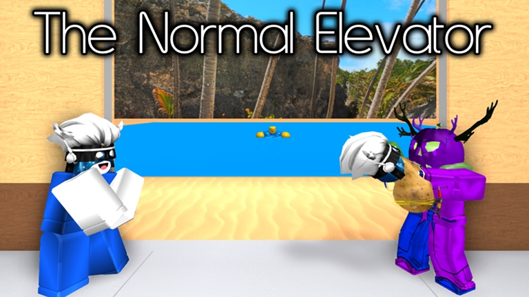 Los Mejores Juegos Cap 2 The Horror Elevator Roblox - The Normal Elevator Roblox Este Juego Me Encanta Si Quieres