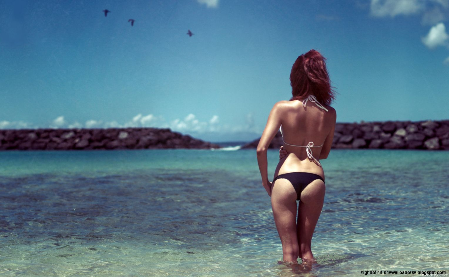 beach girl wallpapers, 100% quality hd beach girl wallpapers f