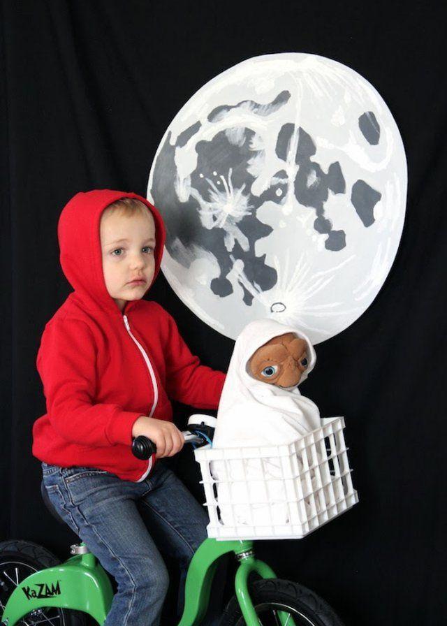 Halloween : 20 idées de déguisements DIY pour les enfants   Costumes d'halloween enfants ...