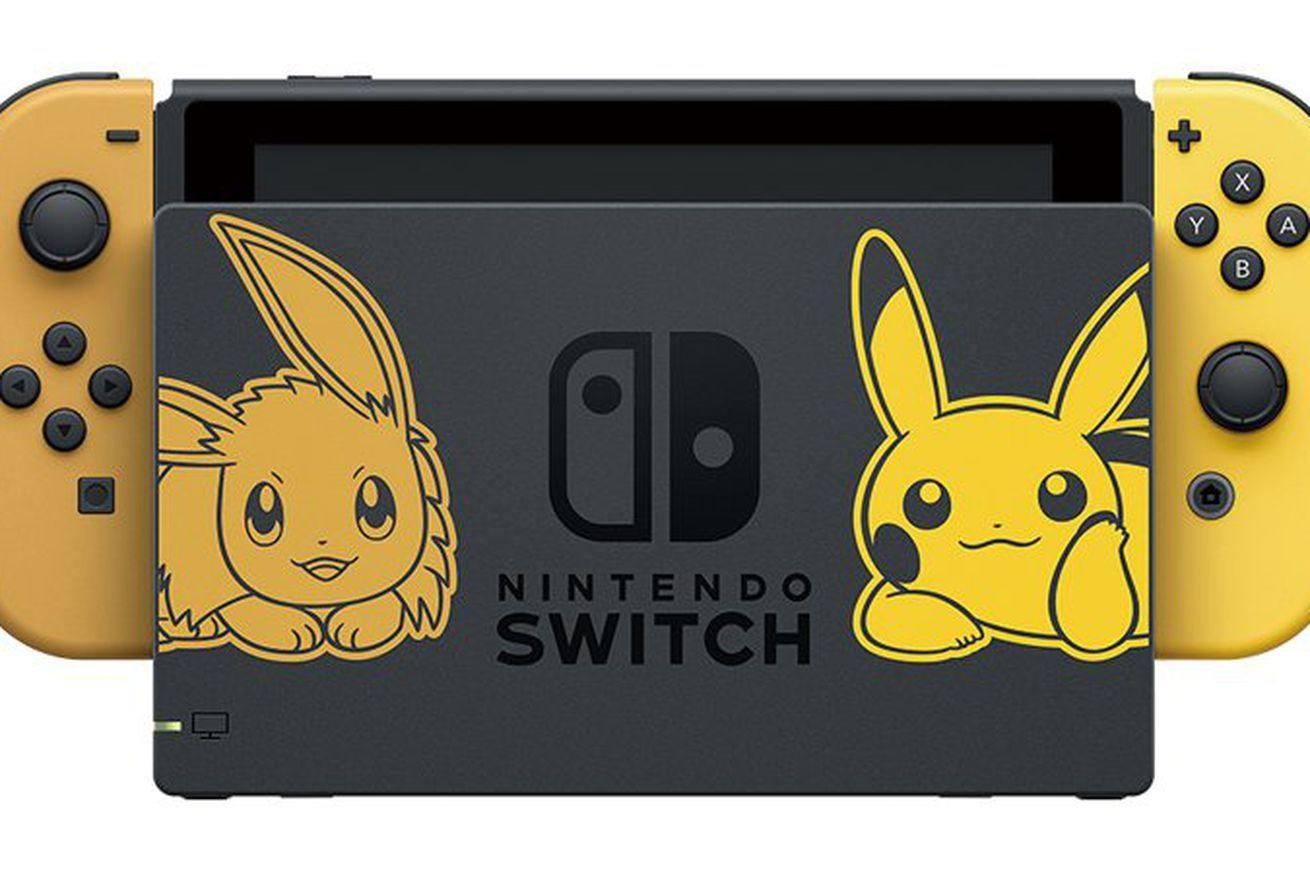 Nintendo Switch Pokémon Let S Go