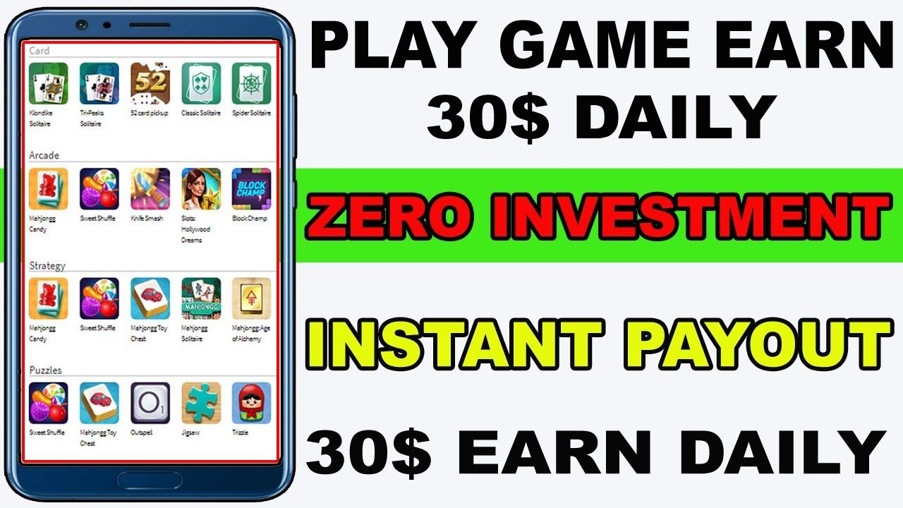 Earn income online without investment