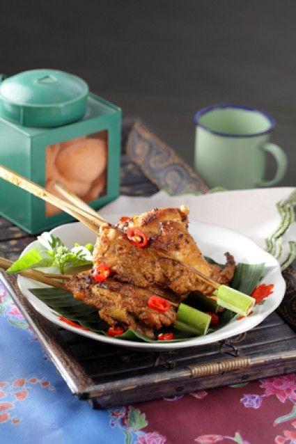 Ayam Sapit Sajian Sedap Food Recipes Indonesian Food
