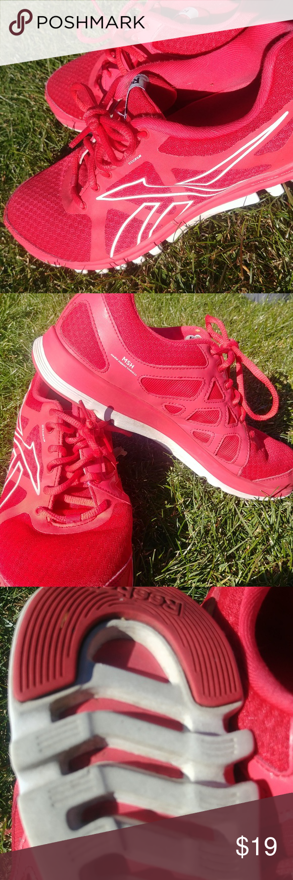 9.5 Reebok Running Shoes💪 | Shoes