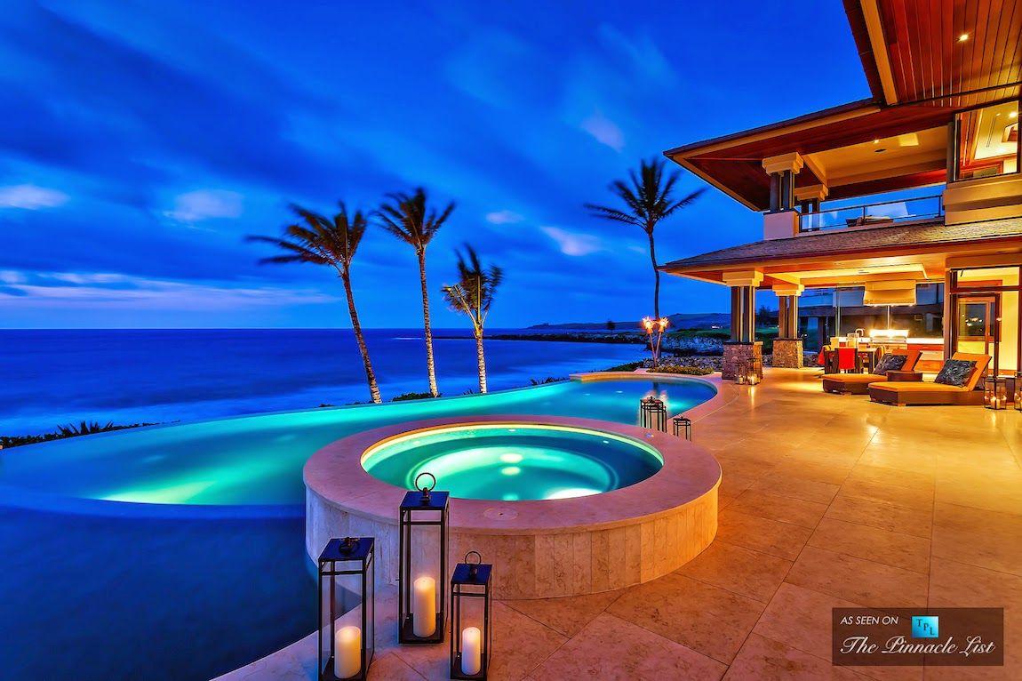 Design Travel Maui Beach House 3 Kapalua Place Hawaii