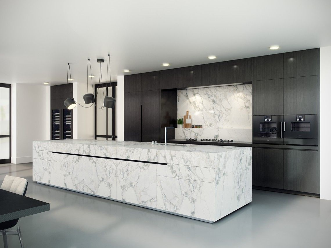 Keuken Design Inspiratie : Van boven exclusieve design keuken van boven hoog □ exclusieve