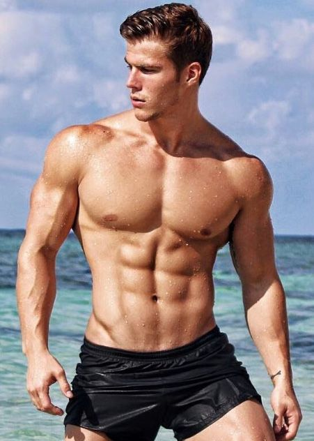 Beautiful boy hot body