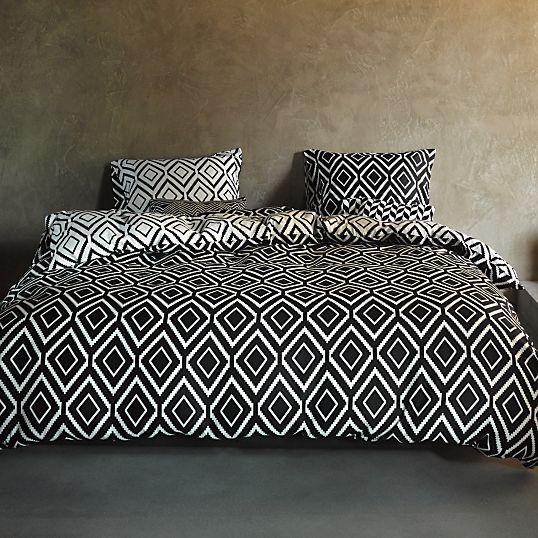housse de couette satin zea essenza linge de lit adulte linge de maison maison d co. Black Bedroom Furniture Sets. Home Design Ideas
