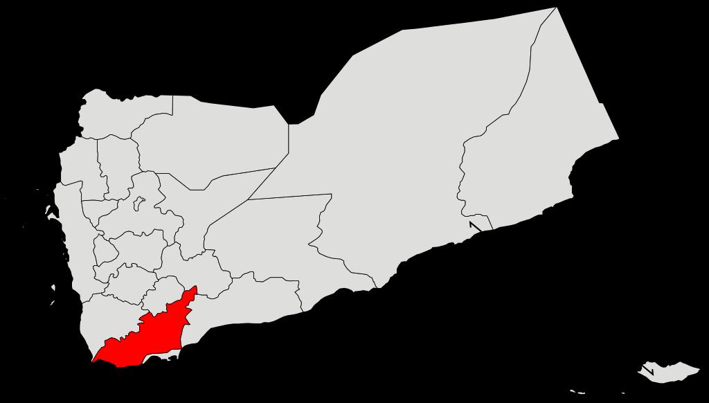 موقع محافظة لحج في خريطة الجمهورية اليمنية المصدر موسوعة ويكبيديا منظمة عقار اليمن للتنمية Animals Rooster