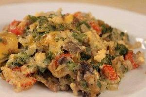 Crawfish & Broccoli