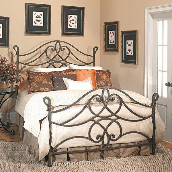 Wrought Iron Beds Bed, Custom Furniture World