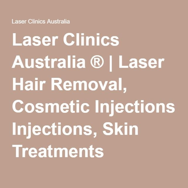 Laser Clinics Australia ® | Laser Hair Removal, Cosmetic