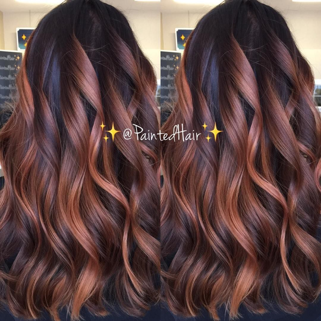 Here\u0027s How to Dye Your Hair Rose Gold Without Bleaching Your