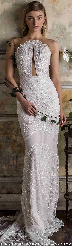 808f401ce72 Limor Rosen Bridal Fall 2019 Lookbook - White Sparrow Collection  fall2019   fw19  weddingdress  limorrosen