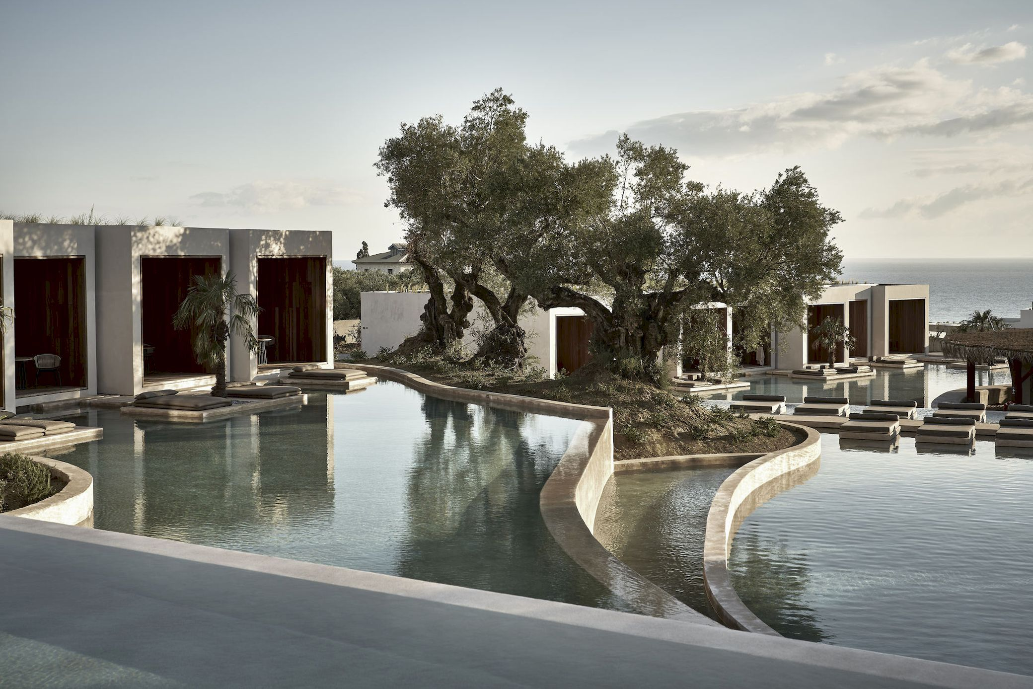 Olea All Suite Hotel Greece Hotels Hotel Exterior Hotel
