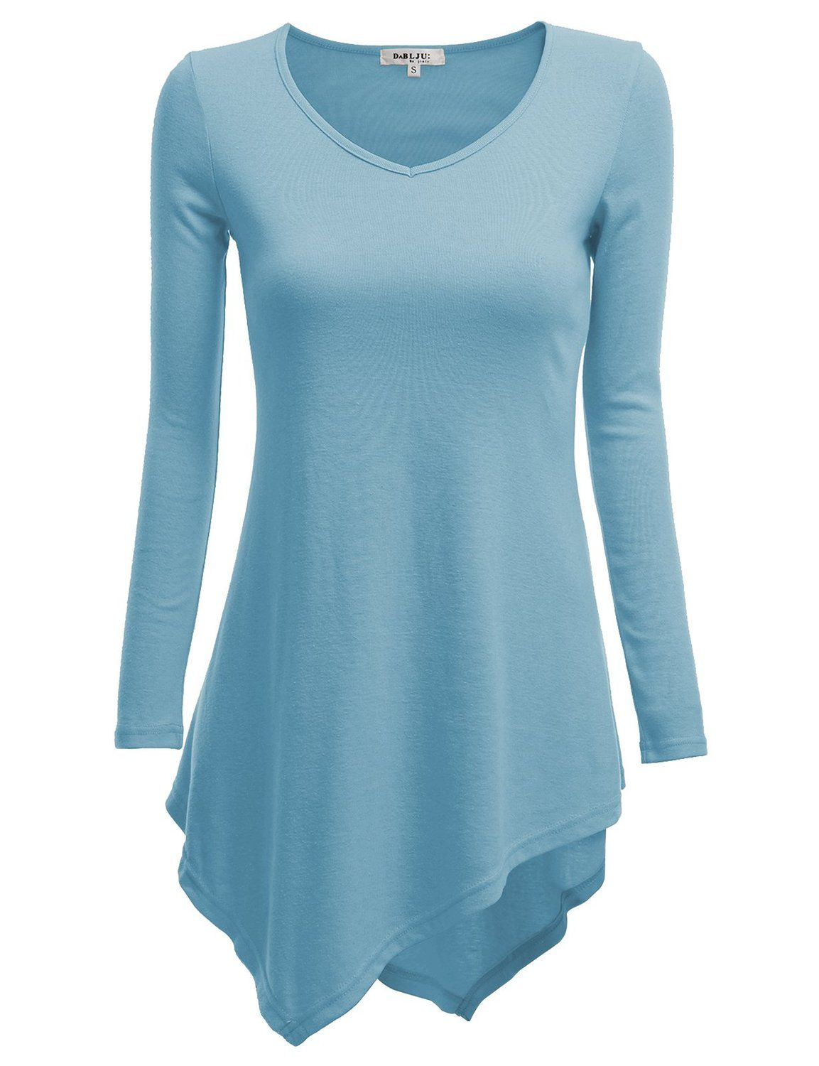 Long Tunic Tops to Wear with Leggings | Women's Tops & Tees ...