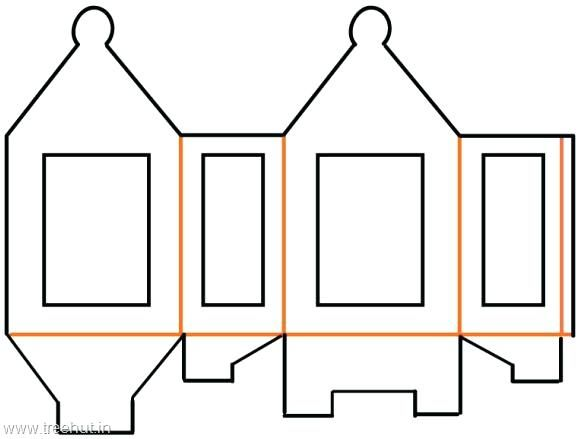 chinese paper lantern templates printable