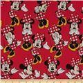 Disney Minnie Poses Red