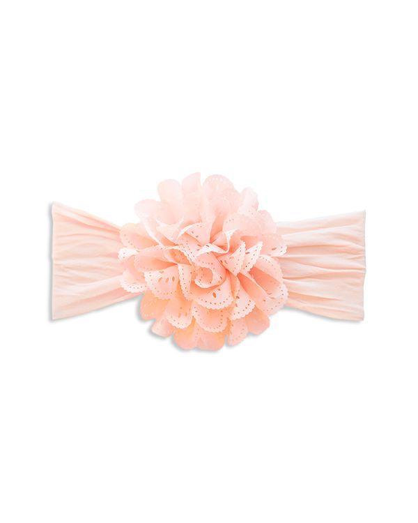362e56412f4 Baby Bling Infant Girls' Eyelet Flower Headband | Bows | Baby bling ...