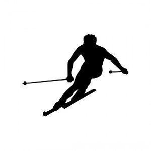 Logo Esqui Buscar Con Google Skiing Skiing Tattoo