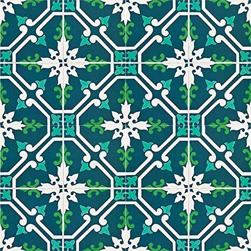 Decolfa Home Kitchen Decoration Wall Mosaic Decor Tile