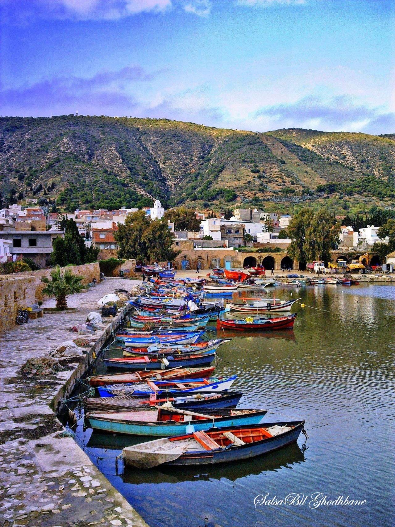 Ghar El Melh, Bizerte Tunisia
