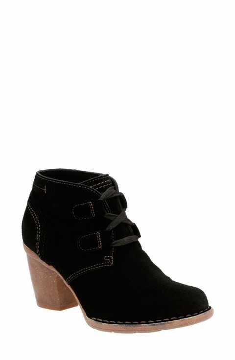 2ad3fa81a334 Clarks®  Carleta Lyon  Ankle Boot (Women)