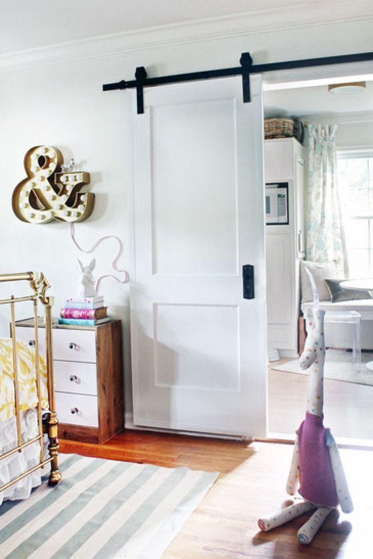 Trending: Barn Doors On A Budget | Interior Barn Doors | Pinterest