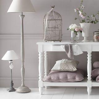 Chambre romantique shabby chic | Décoration | Pinterest | Shabby ...