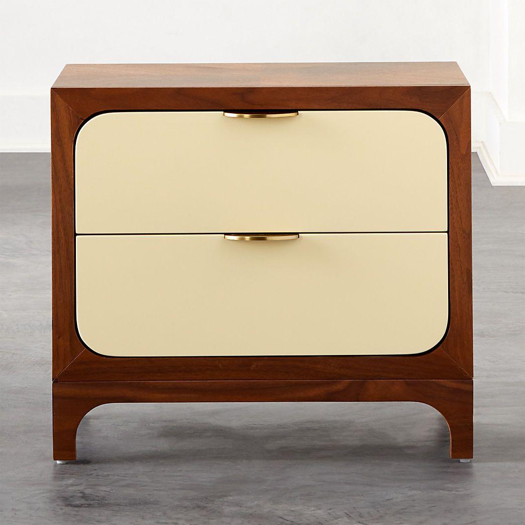 modern nightstands and bedside tables cb2 bedroom furniture wood little seeds monarch hill hawken 6 drawer dresser