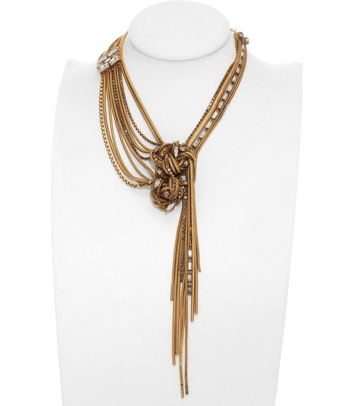 Bette Davis Eyes Necklace - Collection - Erickson Beamon | Paire.us