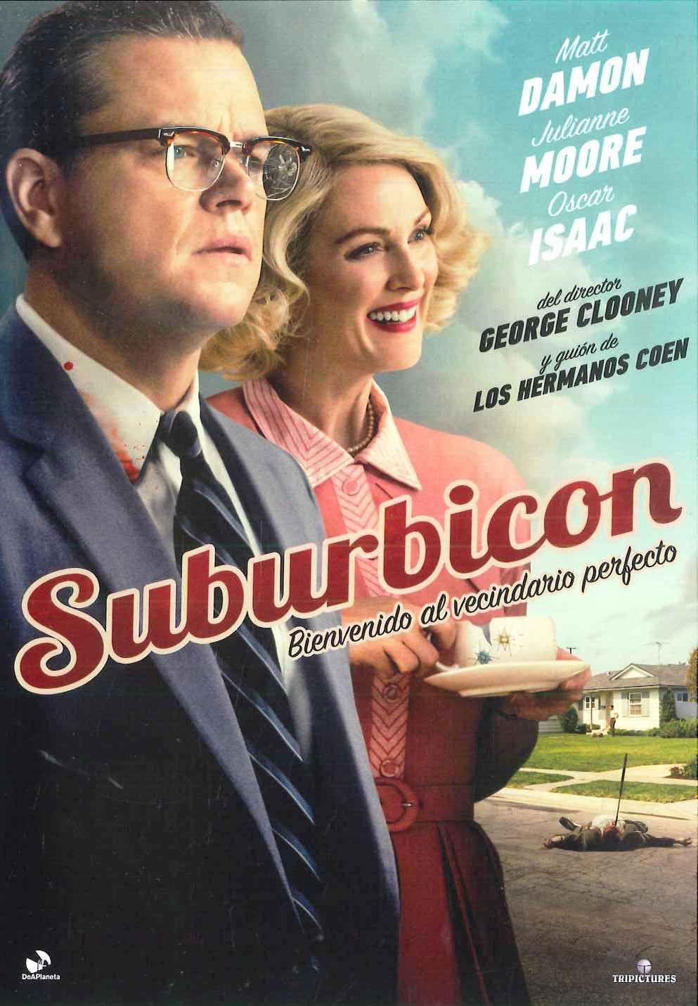 Suburbicon Estados Unidos 2017 Dirigida Por George Clooney Un Misterio Criminal Ambientado En Un Tranquilo Pueblo Familiar Norteamericano Dur George Clooney