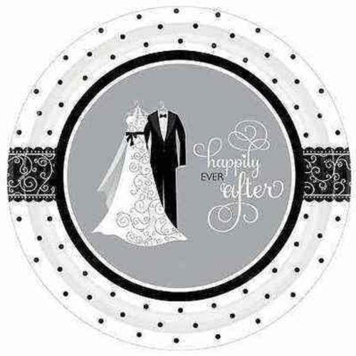 Happy Ever After Wedding Pack (Paper Plates Napkins Cups) Party Art//.amazon.com/dp/B00GX7ZDVA/ref\u003dcm_sw_r_pi_dp_dOkLsb0XSHB7HYTZ | Pinterest.  sc 1 st  Pinterest & Happy Ever After Wedding Pack (Paper Plates Napkins Cups) Party ...