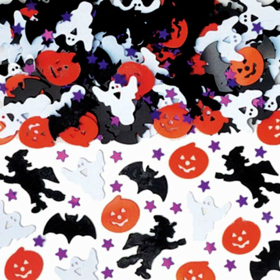 Spider Webs Spider Table Scatter Halloween Party Confetti Fun Accessories